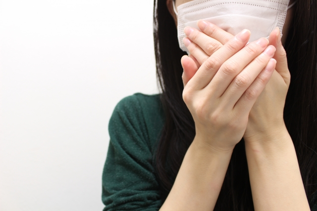 風邪をひくと口内炎ができる!治りにくい口内炎の原因と対策
