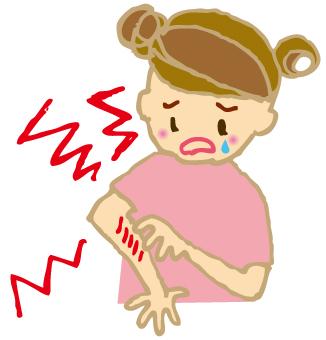 インフルエンザで蕁麻疹が起きる?原因と対処法を解説!